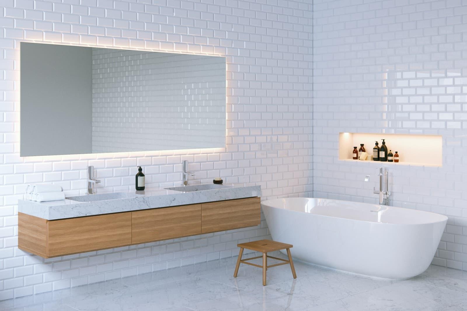 Get Your Dream Bathroom #25 in Newcastle Bathroom Renovations